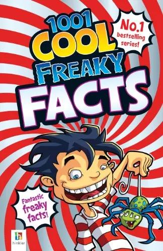 1001 Cool Freaky Facts,Children & Young Adult,Books