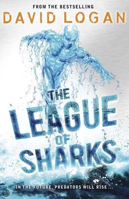 The League of Sharks,Teens,Books