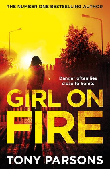 Girl On Fire,Fiction,Books