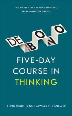 Five-Day Course In Thinking,Non Fiction,Books
