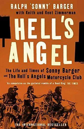 Hell's Angel,Non Fiction,Books
