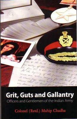 Grit, Guts And Gallantry,Non Fiction,Books