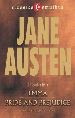 Emma & Pride And Prejudice.,Fiction,Books