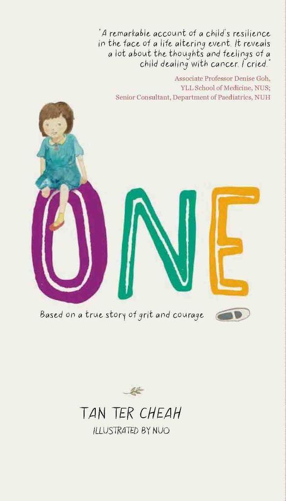 One: Based On A True Story Of Grit And Courage,Non Fiction,Books