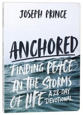 Anchored: Finding Peace In The Storms Of Life,Non Fiction,Books