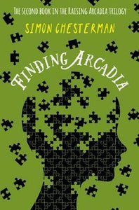 Finding Aracadia,Fiction,Books