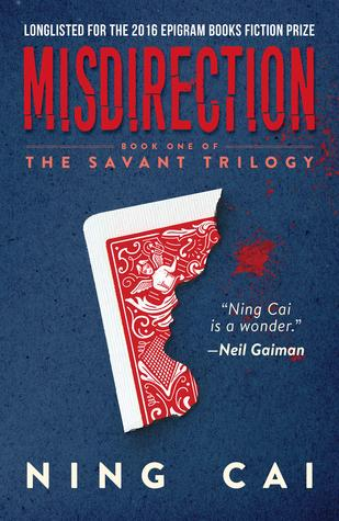 Misdirection,Fiction,Books