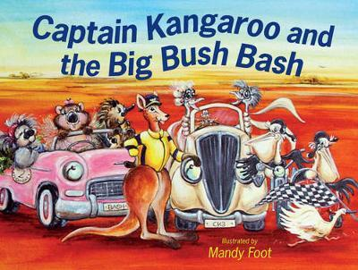 Captain Kangaroo and the Big Bush Bash