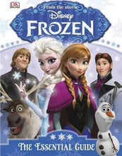 Load image into Gallery viewer, Disney Frozen the Essential Guide