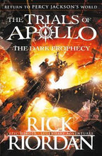Load image into Gallery viewer, The Dark Prophecy (The Trials of Apollo) Book 2