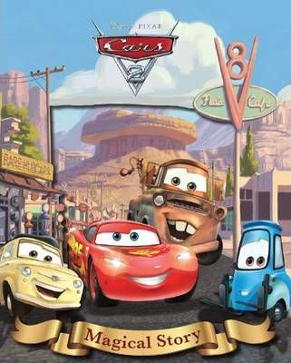 Disney Cars 2 Magical Story