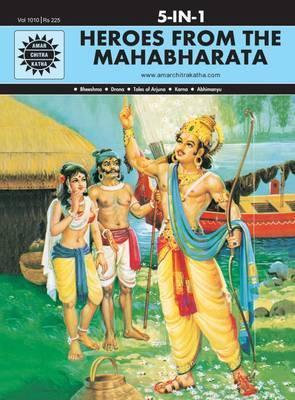 Heroes from the Mahabharata (5-in-1)
