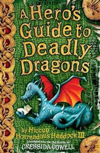 Load image into Gallery viewer, How to Train Your Dragon: A Hero's Guide to Deadly Dragons #6