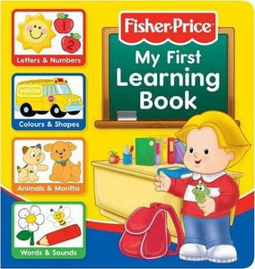 My First Learning Book