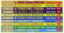 Load image into Gallery viewer, Horrible Histories 10 Beastly Books