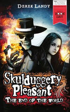 Load image into Gallery viewer, Skulduggery Pleasant: The End of the World
