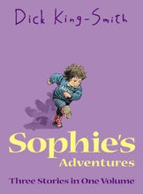Load image into Gallery viewer, Sophie's Adventures (three stories in one book)
