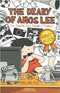The Diary of Amos Lee 3: I'm Twelve, I'm Tough, I Tweet!