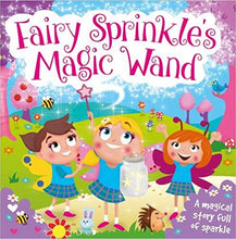 Load image into Gallery viewer, Fairy Sprinkle's Magic Wand