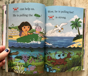 The Dora and Diego Ready-to-read Treasury (8 Books in 1)