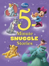 Load image into Gallery viewer, Disney 5-Minute Snuggle Stories