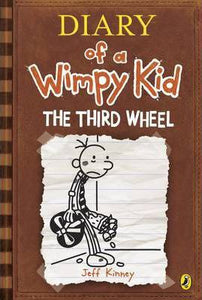 Diary of a Wimpy Kid: The Third Wheel #7