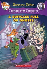 Load image into Gallery viewer, Creepella von Cacklefur: Suitcase Full of Ghosts #7