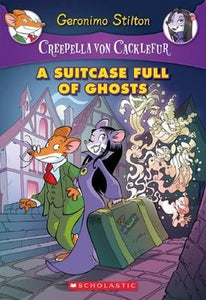 Creepella von Cacklefur: Suitcase Full of Ghosts #7