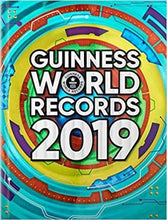 Load image into Gallery viewer, Guinness World Records 2019
