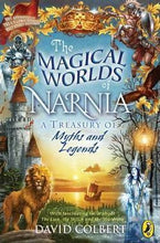 Load image into Gallery viewer, The Magical Worlds of Narnia : The Symbols, Myths, and Fascinating Facts Behind the Chronicles