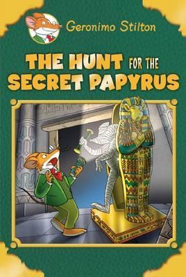 Geronimo Stilton: The Hunt for the Secret Papyrus (special edition)