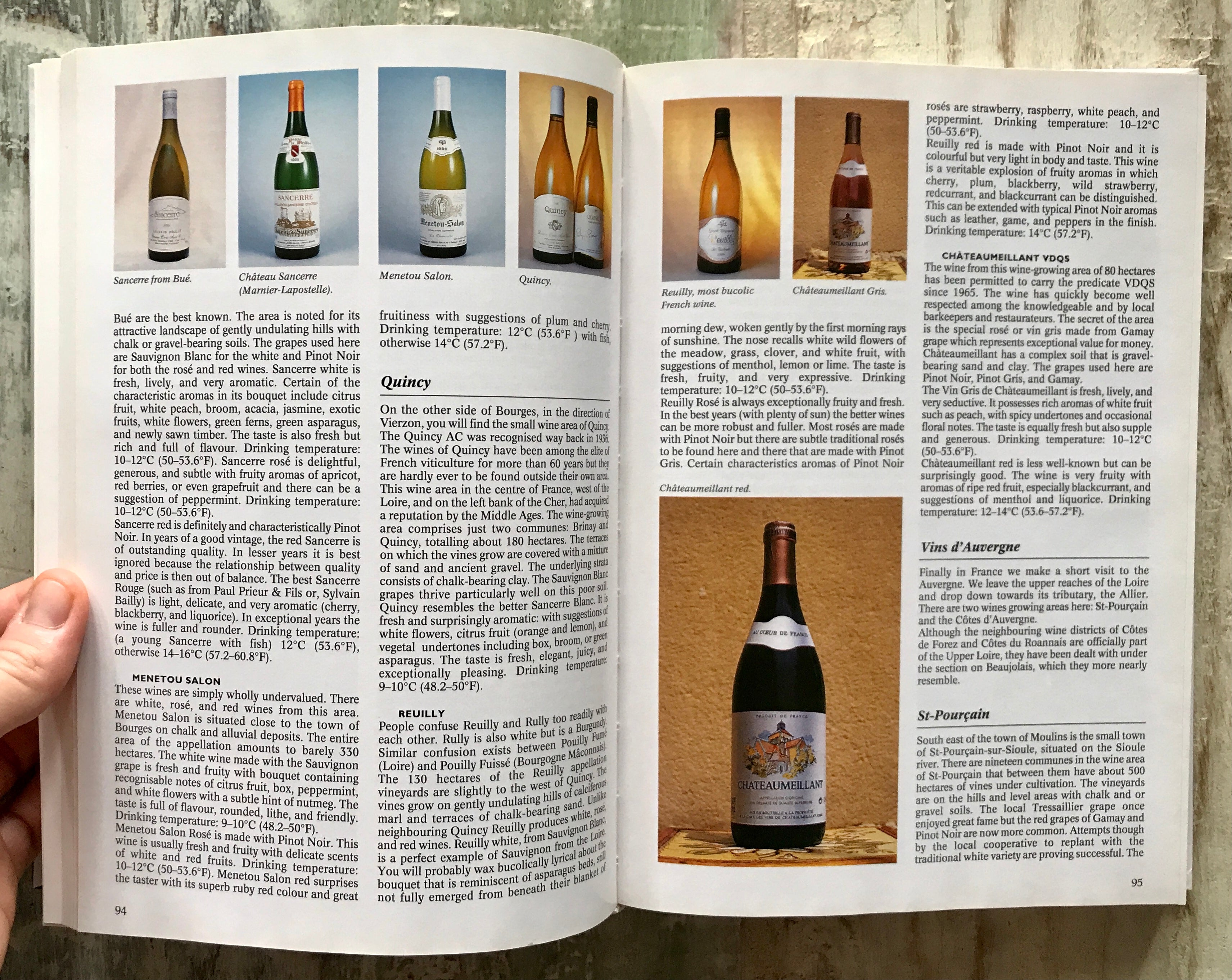 The Complete Encyclopedia of Wines
