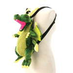 Sleepyville Critters - Dragon Mini Backpack side view
