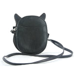 Sleepyville Critters - Foxy Fox with Vintage Eyewear Crossbody Bag, back view