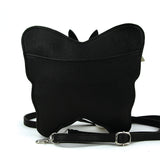 Americana Butterfly Crossbody Bag in Vinyl back view