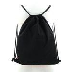 Americana Drawstring Slingbag in Polyester back view
