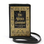 The Witches Companion Book Bag in Vinyl front view