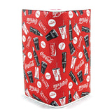 Coca-cola drinks wallet frontal view