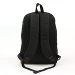 Enjoy Coca-Cola canvas backpack back view