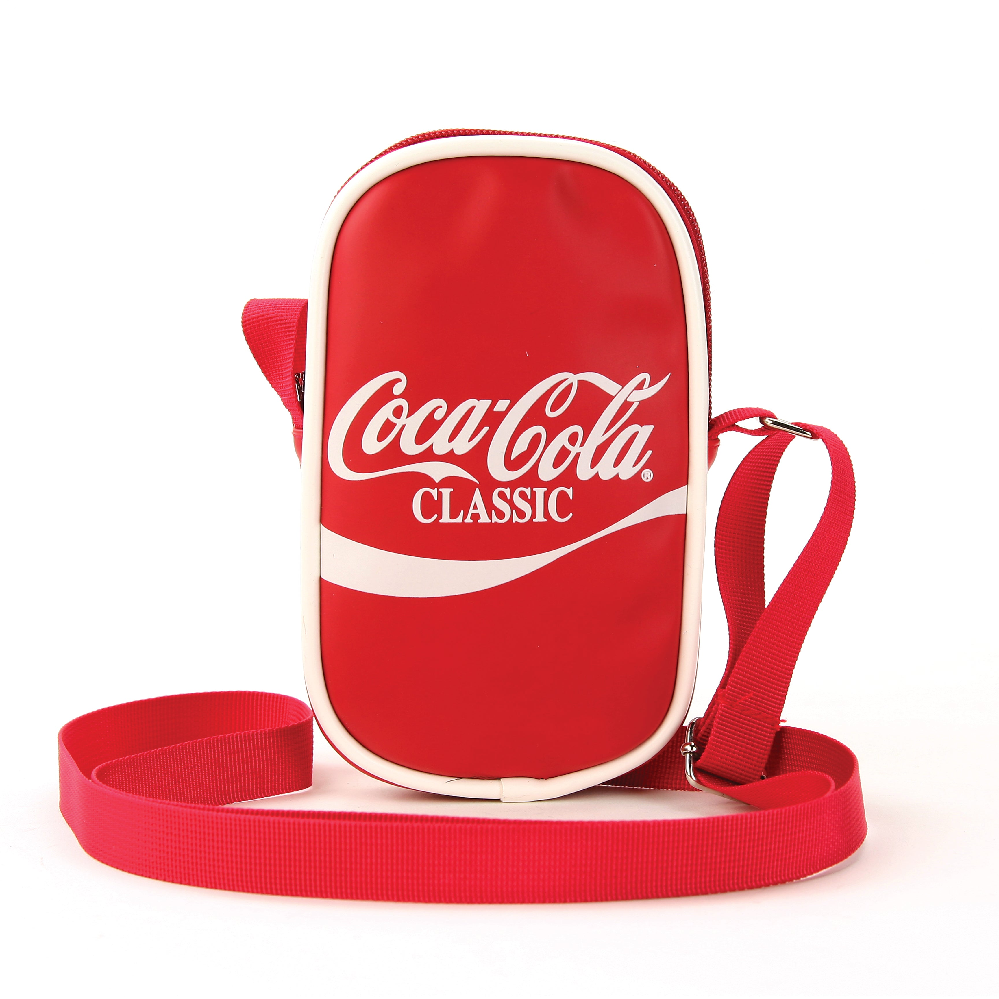 Coca-cola Hero cross body bag frontal view