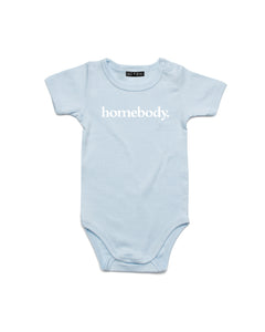 Homebody | Baby Bodysuit - Personalised Clothing | EAST ON 18th
