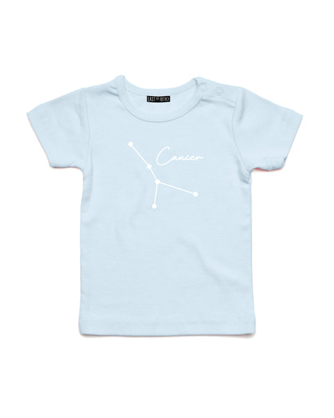 Cancer | Baby T-Shirt - Personalised Clothing | EAST ON 18th