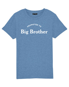 Promoted To Big Brother | Kids T-Shirt - Personalised Clothing | EAST ON 18th