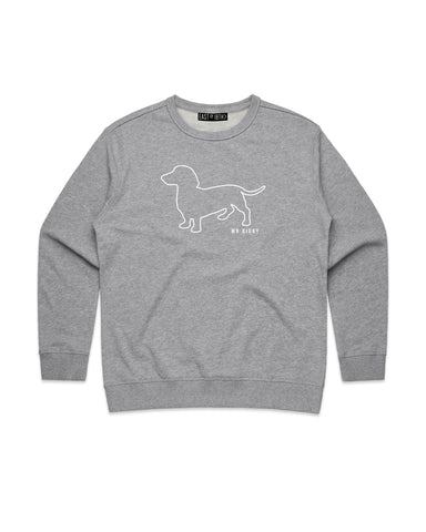 PRE ORDER My Digby Line Art | Adult Crew Neck Jumper