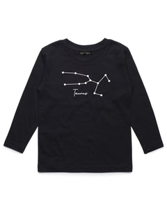 Zodiac Constellations | Long Sleeve T-Shirt - Personalised Clothing | EAST ON 18th
