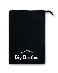 Promoted To Big Brother | Sibling Bag - Personalised Clothing | EAST ON 18th