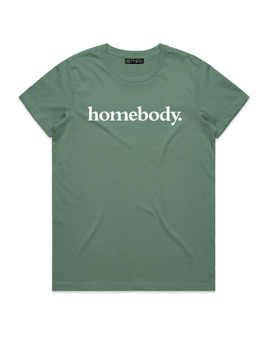 Homebody | Adult T-Shirt - Personalised Clothing | EAST ON 18th