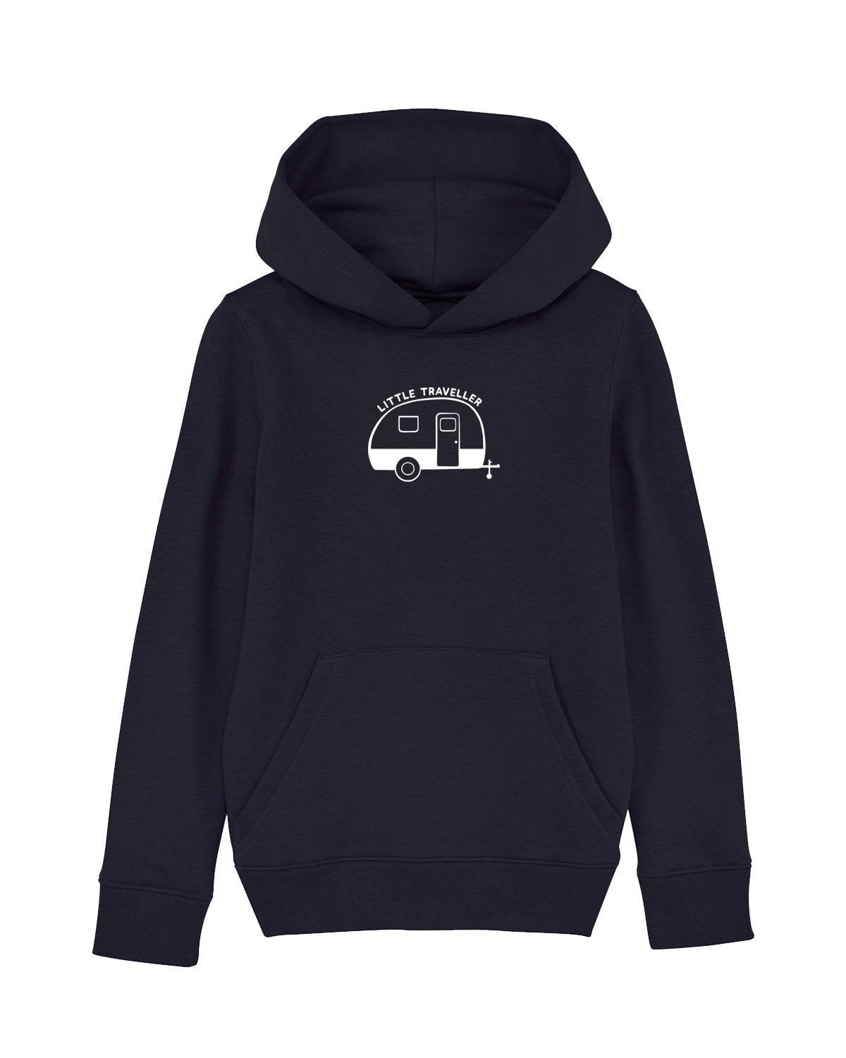 Little Traveller | Hoodie - Personalised Clothing | EAST ON 18th