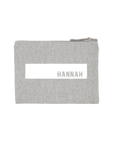 Block Name | Pencil Case - Personalised Clothing | EAST ON 18th