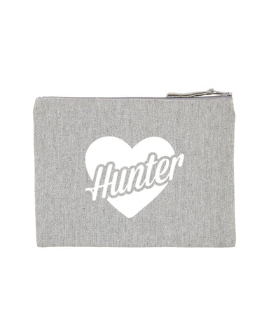 Heart Name | Pencil Case - Personalised Clothing | EAST ON 18th